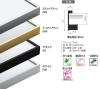 <img class='new_mark_img1' src='https://img.shop-pro.jp/img/new/icons1.gif' style='border:none;display:inline;margin:0px;padding:0px;width:auto;' />SH-202N F0マット付き※ インチ デッサン額縁 アクリル仕様 アルミ製