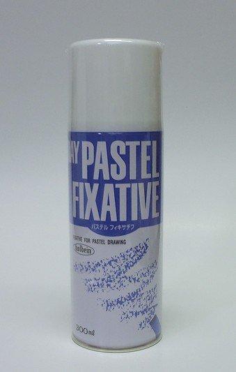 スプレー パステル フィキサチフ 300ml(ホルベイン)