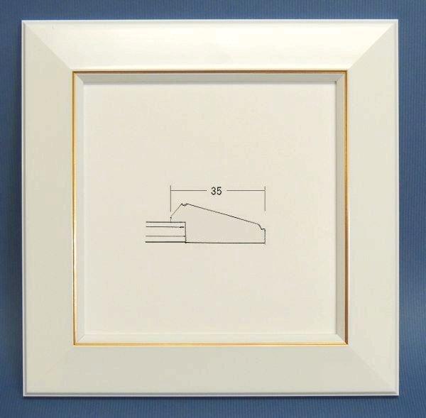 108 WHITE 15角デッサン額縁 アウトレット・特価品  パステルアートに人気