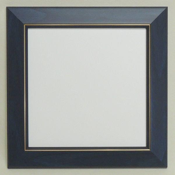 108 ブルー 20角デッサン額縁 アウトレット・特価品