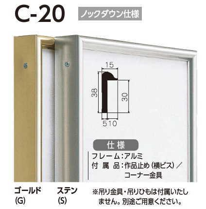 C-20 50号