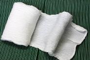 綿ちぢみ巻帯 白