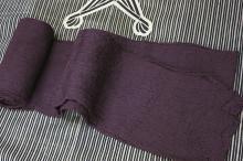 ムラ染巻帯 紫檀