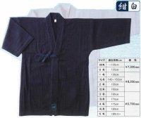 紺メッシュ剣衣