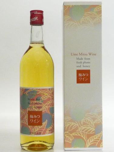 両関 梅みつワイン720ml