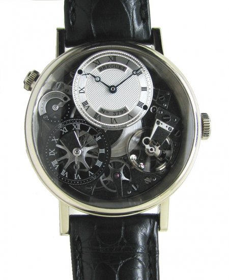 buy popular d6dfe 7313d 【中古】BREGUET(ブレゲ)トラディション 7067BB/G1/9W6 - 六本木 時計専門店PROUD(プラウド)