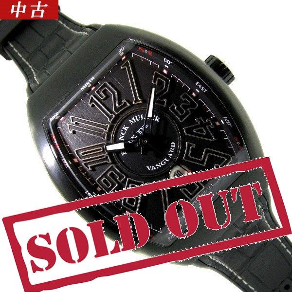 new product e14a6 c99b3 【中古】FRANCK MULLER(フランクミュラー) ヴァンガード V45SCDT - 六本木 時計専門店PROUD(プラウド)