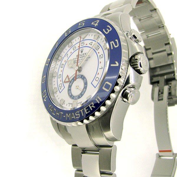 【未使用】ROLEX(ロレックス) ヨットマスター� ホワイト(新針) Ref.116680