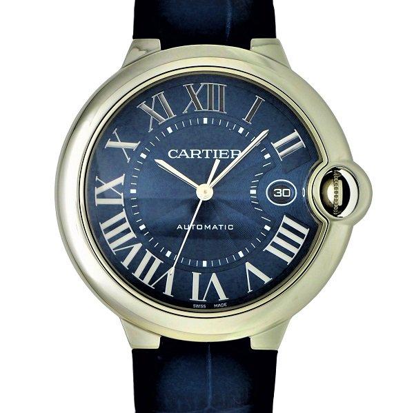 【新品】CARTIER(カルティエ) バロンブルー 42mm WSBB0025