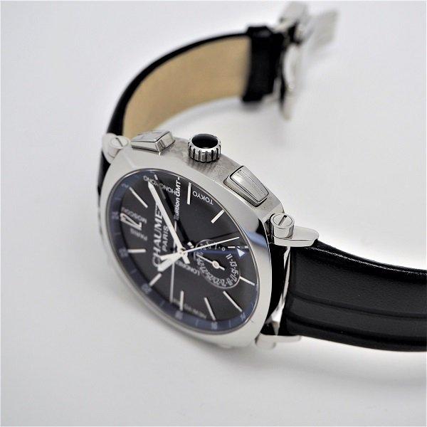 【中古】CHAUMET(ショーメ) ダンディ GMT W11292-32A