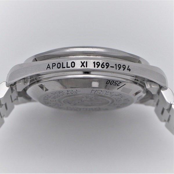 【中古】OMEGA(オメガ) スピードマスター プロフェッショナル アポロ11号 月面着陸25周年記念 世界限定2500本 3591.50