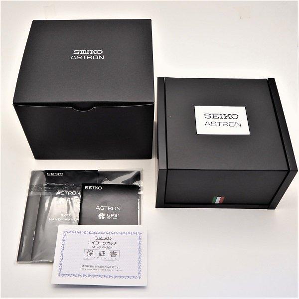 【中古】SEIKO(セイコー) アストロン ジウジアーロ・デザイン限定モデル SBXB121