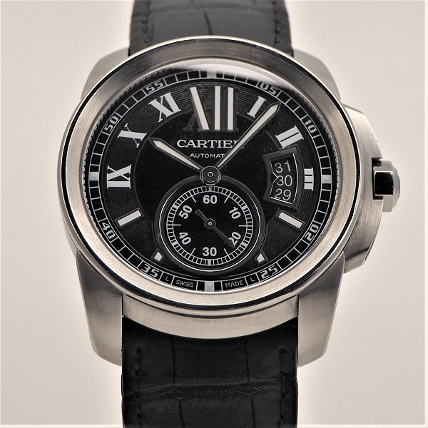【中古】CARTIER(カルティエ) カリブル ドゥ カルティエ W7100041