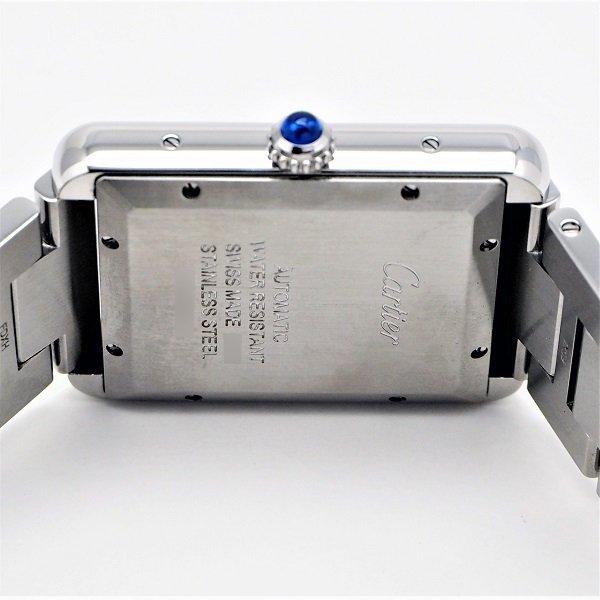 【中古】CARTIER(カルティエ) タンク ソロ XL W5200028