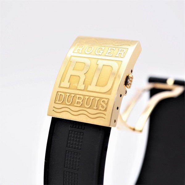 【中古】ROGER DUBUIS(ロジェ デュブイ) エクスカリバー 42 クロノグラフ 世界28本限定 EX42 78 50-00/09R01/B (DBEX0175)