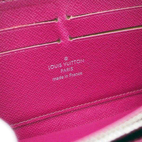 【中古】LOUIS VUITTON(ルイ ヴィトン) ジッピーウォレット エピ ラウンドジップ 長財布 フューシャ M60305