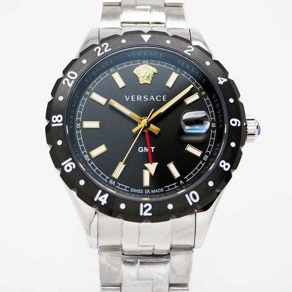 【新品】VERSACE(ヴェルサーチェ) HELLENYIUM ブラック VE1100219