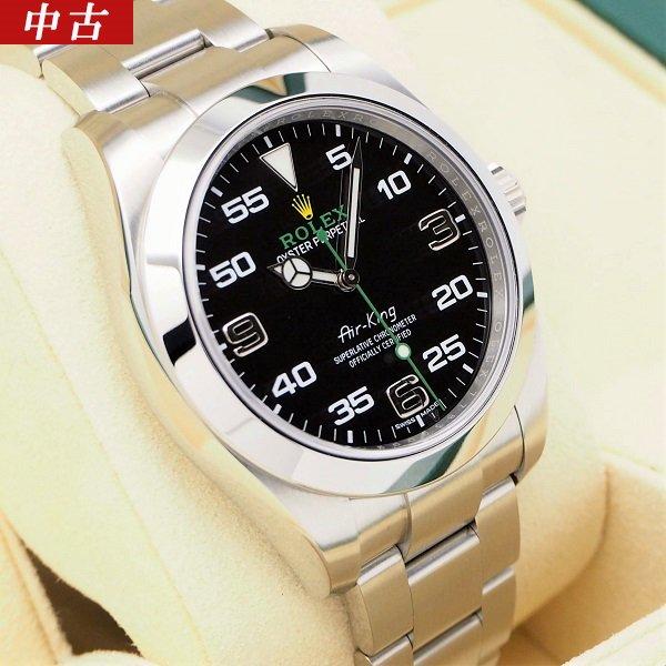 【中古美品】ROLEX(ロレックス) エアキング 116900