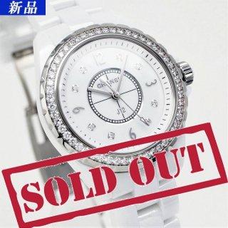 【新品】CHANEL(シャネル) J12 ダイヤモンド クォーツ 33mm H3110 【WEB限定商品】