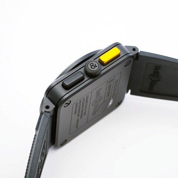 【新品】Bell&Ross(ベル&ロス) BR 03-94 RS17 マットブラック セラミック 世界500本限定  【WEB限定商品】