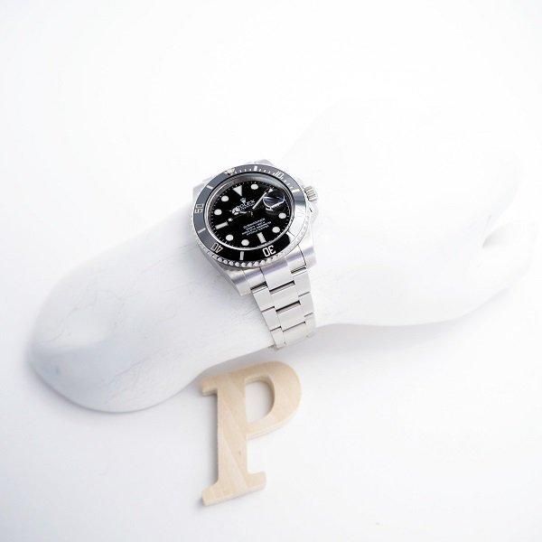 【中古】ROLEX(ロレックス) サブマリーナ デイト ブラック ランダム品番 116610LN