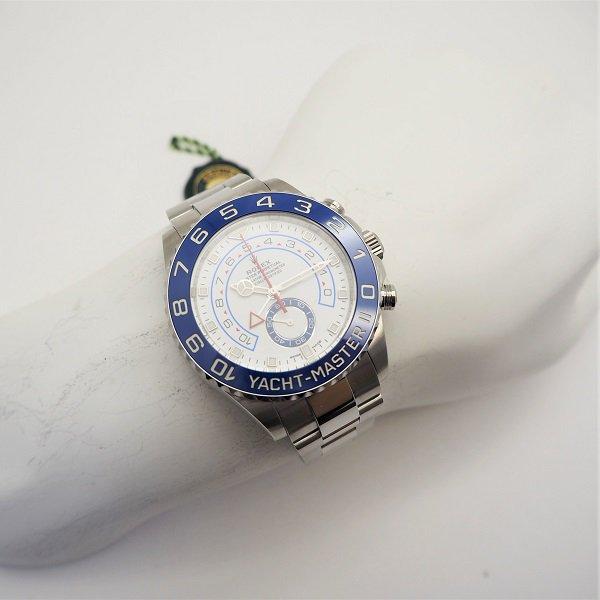 【中古】ROLEX(ロレックス) ヨットマスターII Ref:116680