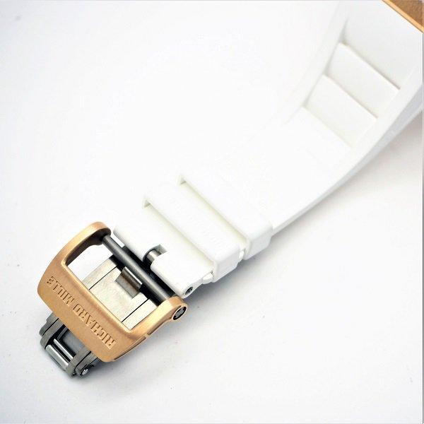 【メーカーOH、仕上げ済】【中古】RICHARD MILLE(リシャール・ミル)  オートマチック デクラッチャブルローター RM030