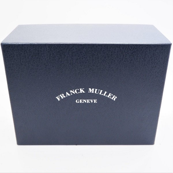 【国内正規品】【中古】FRANCK MULLER(フランクミュラー)トノーカーベックス レリーフ 5850SC REL