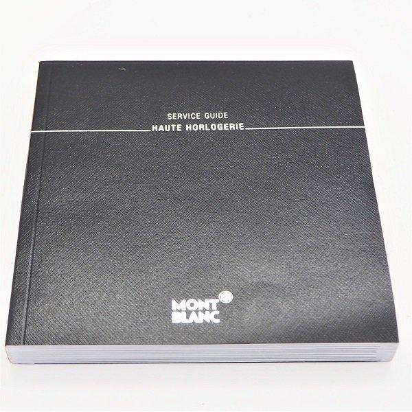 【中古】MONTBLANC(モンブラン)ニコラ・リューセック クロノグラフ オートマティック 106488