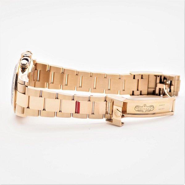 【中古】 ROLEX(ロレックス) コスモグラフ デイトナ ブラウン アラビア ランダム品番 116505