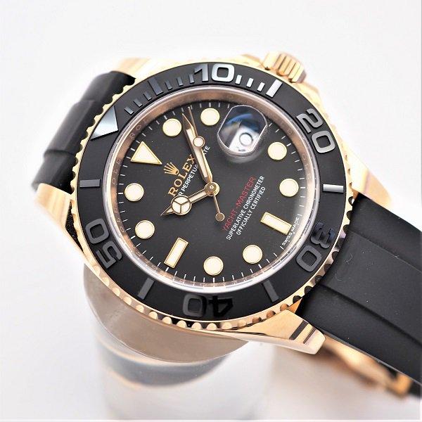 【中古】ROLEX(ロレックス) ヨットマスター 40 ランダム品番 116655