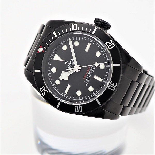 【中古】TUDOR(チューダー) ヘリテージ ブラックベイ ダーク 79230DK