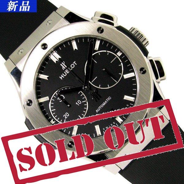 timeless design 85182 a9e0a 【新品】HUBLOT(ウブロ) クラシック フュージョン クロノグラフ チタニウム 521.NX.1171.RX - 六本木  時計専門店PROUD(プラウド)