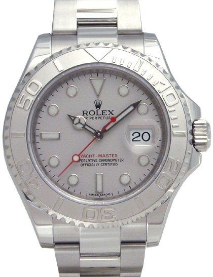 【新品】ROLEX(ロレックス) ヨットマスター ロレジウム Ref116622 , 六本木 時計専門店PROUD(プラウド)