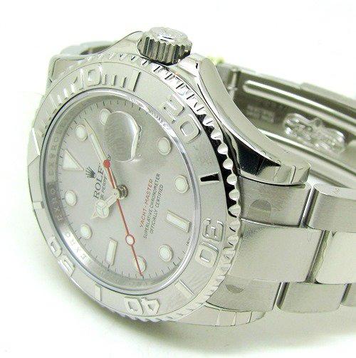 【新品】ROLEX(ロレックス) ヨットマスター ロレジウム Ref16622 , 六本木 時計専門店PROUD(プラウド)