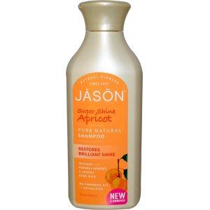 ジェイソンナチュラル(Jason Natural) ピュアナチュラル シャンプー (アプリコット) 473ml