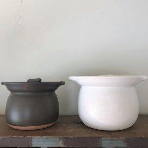 ごはん炊鍋 白2合