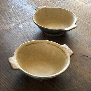 渋青土ミニグラタン皿