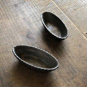 ブロンズ豆鉢