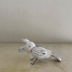 鳥のオブジェ 1色 白井隆仁