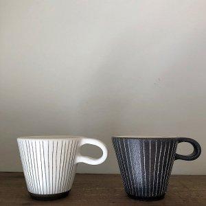 黒十草コーヒーマグ