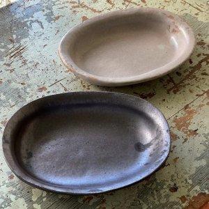 耐熱オーバル鉢