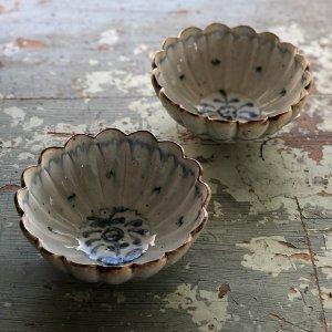 安南手輪花鉢�
