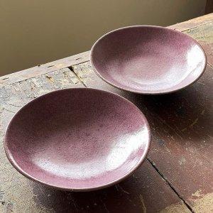 ゆかり8寸カレー皿