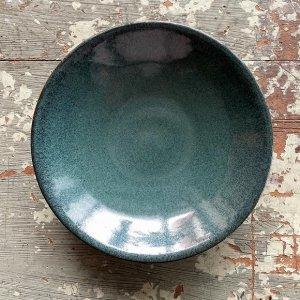 翡翠8寸カレー皿