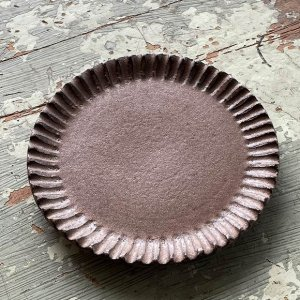 ブロンズケーキ皿