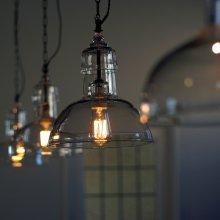 LA LAMPE HABILLEE