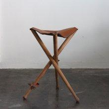 <img class='new_mark_img1' src='https://img.shop-pro.jp/img/new/icons47.gif' style='border:none;display:inline;margin:0px;padding:0px;width:auto;' />Vintage Folding stool