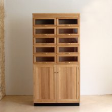 Shirt cabinet L - A (一点もの・展示現品)