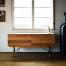 【Holz】Flap sideboard